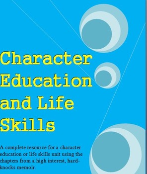 Character Education. Life Skills, or Reading Class