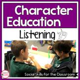Character Education | Self Control Activities | Social Skills
