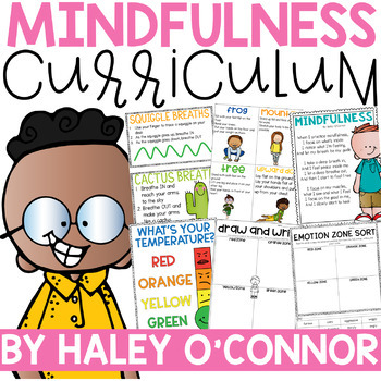 Character Education: Mindfulness {Lesson Plans and Activities}