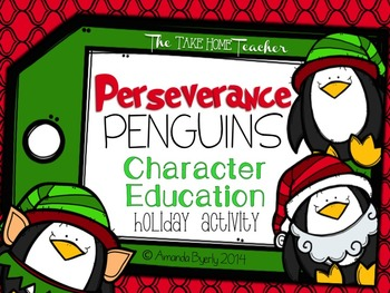Character Education: Perseverance Penguins