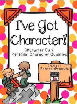 Character Education { Personality Traits } #twosunnydeals