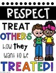 Character Education Posters - Character Trait Posters
