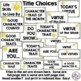 Character Traits Posters Mega Set {83 Different Posters} & PPT Slideshow