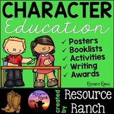Character Education Posters Activities and Awards