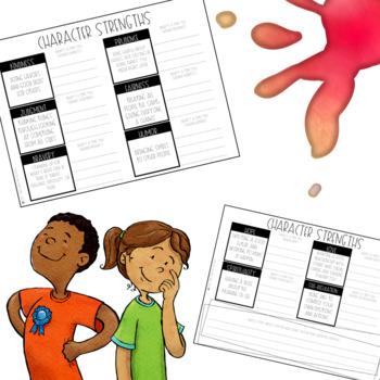 Character Education Printables