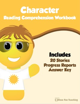 Character Education Reading Comprehension Bundle