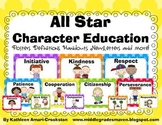 Character Education Resources: All Star Character Traits