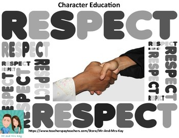 Character Education - Respect