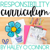 Character Education: Responsibility  {Lesson Plans and Act