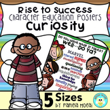"SEL Character Education:  Rise to Success ""Curiosity"""