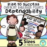 "SEL Character Education:  Rise to Success ""Dependability"""