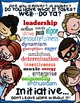 """SEL Character Education:  Rise to Success """"Initiative"""""""