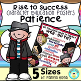"SEL Character Education:  Rise to Success ""Patience"""