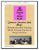 Leadership Skills: Role Playing Scenarios (Be Responsible,