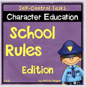 Character Education - Rules Edition