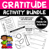 Character Education: Gratitude Activities
