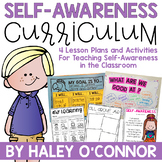 Social Emotional Learning: Self-Awareness {Lesson Plans and Activities}