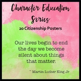 Character Education Series - Citizenship