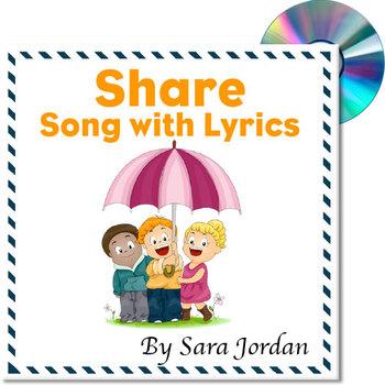 Character Education - Sharing Song (Generosity) - with Lyrics