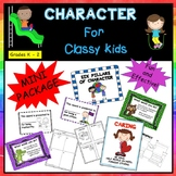 Character Education, Six Pillars Resources and Teaching Ideas