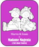 Character Education Skit - Courtesy - Madame Magenta