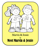 Character Education Skit - Meet Marvin and Jessie