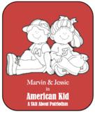 Character Education Skit - Patriotism 1 - American Kid