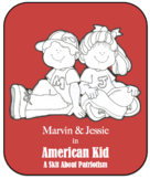 Character Education Skit - Patriotism - American Kid