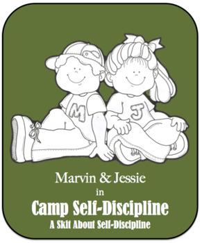 Character Education Skit - Self-Discipline - Camp Self-Discipline