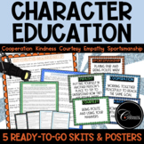 Character Education Skits / Cooperation Kindness Courtesy