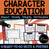 Character Education Skits BUNDLE 2