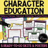 Character Education Skits BUNDLE 4