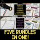 Character Education Skits and Posters BUNDLE (23 TRAITS)