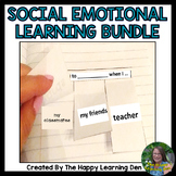 Social Emotional Learning Lesson Plans and Activities MEGA BUNDLE