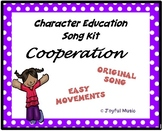 Character Education Song Kit COOPERATION