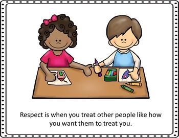Respect Social Story: Teaching Kids About Respect by ...