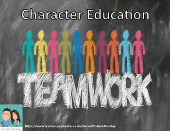 Character Education - Teamwork Unit