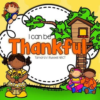 Character Education: Thankfulness