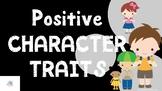 Character Education Traits