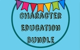 Character Education Virtues BUNDLE