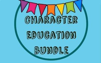 Character Education Virtues BUNDLE