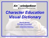 Character Education Visual Dictionary (FULL VERSION)