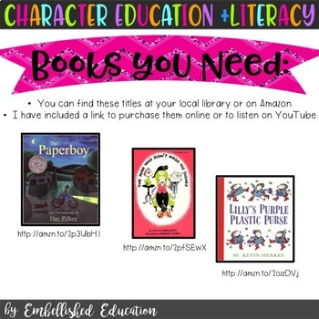 Character Education With Literacy: Responsibility