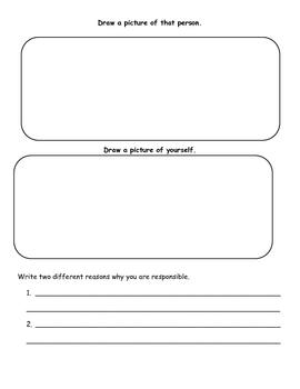 Character Education Worksheets