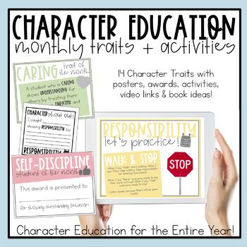 Character Education - Year Long Kit