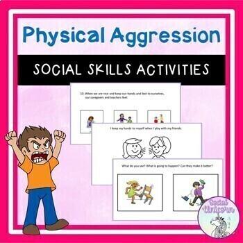 Social Skills and Character Education - Bundle 1/4