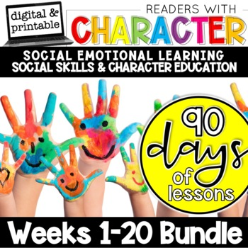 Character Education and Social Skills Intervention
