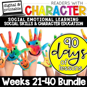 Character Education and Social Skills Intervention   Social Emotional Learning