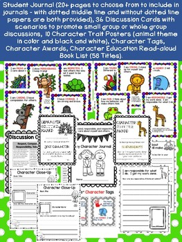 Character Education for Primary Grades (Respect) - FREE SAMPLE!