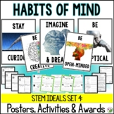 Character Education for STEM Classes Set 4: Habits of Mind STEM Ideals